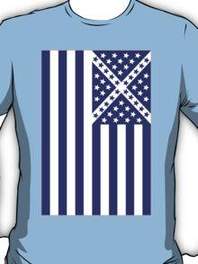 US Flag Scotland T-Shirt