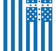 US Flag Greece by viixiigfl