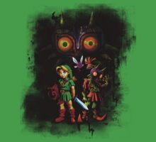 The Legend of Zelda - Majora's Mask by 666hughes