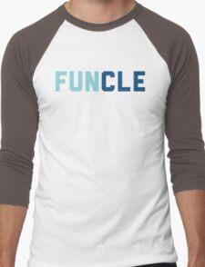 Funcle Uncle Men's Baseball ¾ T-Shirt