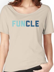 Funcle Uncle Women's Relaxed Fit T-Shirt