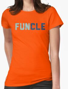 Funcle Uncle Womens Fitted T-Shirt