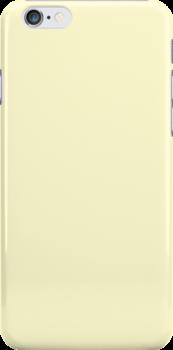 PURE COLOR-LEMON CHIFFON by Pattern-Color