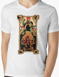 Epic Country Mens V-Neck T-Shirt