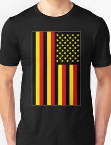 US Flag Germany Unisex T-Shirt