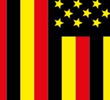 US Flag Germany Sticker