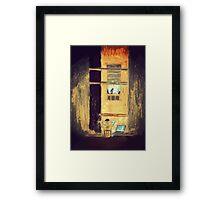 Urban Neighbors Framed Print