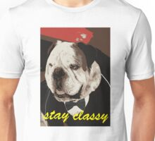 Stay classy with a tux Unisex T-Shirt