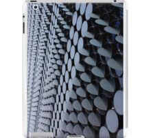 Structure with Round Windows abstract iPad Case/Skin