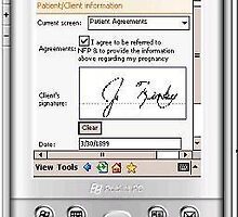 Electronic Signature Capture component by bennettec