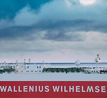 WALLENIUS by nickcooperphoto