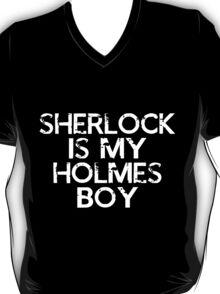 Sherlock is my Holmes Boy T-Shirt