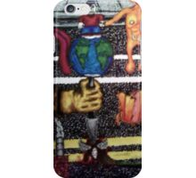 Life on the Street of Suburbia iPhone Case/Skin