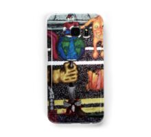 Life on the Street of Suburbia Samsung Galaxy Case/Skin