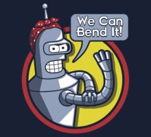 We Can Bend It! by robotrobotROBOT