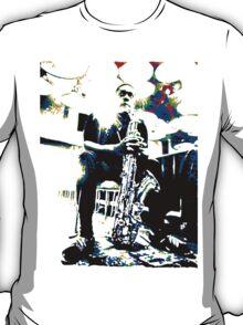 John Coltrane Portrait T-Shirt