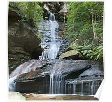 Wentworth Falls Poster