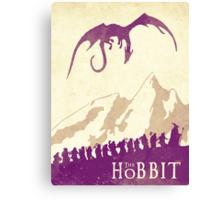 The Hobbit Canvas Print
