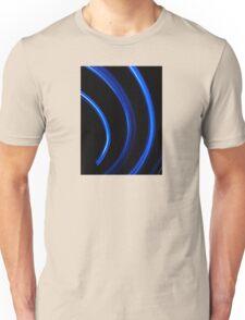 Blue LED Unisex T-Shirt