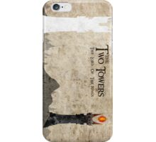 The Two Towers iPhone Case/Skin