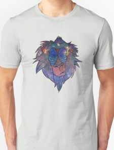 Meditating baboon T-Shirt