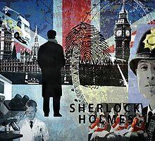 Sherlock Holmes by Arteffecting