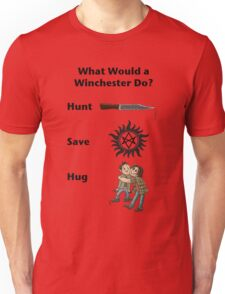 What Would a Winchester Do? WWWD Unisex T-Shirt