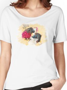 Does it make me look fat? Women's Relaxed Fit T-Shirt