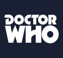 Classic Doctor Who logo by fanboydesigns