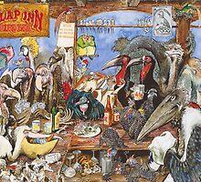 The bird bar by RoseRigden