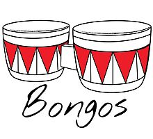 Bongos by Mindful-Designs