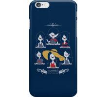 VAMPIRE STYLE iPhone Case/Skin