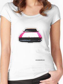 Ford Falcon 500 Women's Fitted Scoop T-Shirt