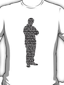 John Watson. T-Shirt