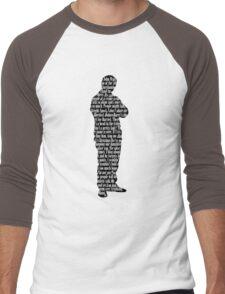 John Watson. Men's Baseball ¾ T-Shirt
