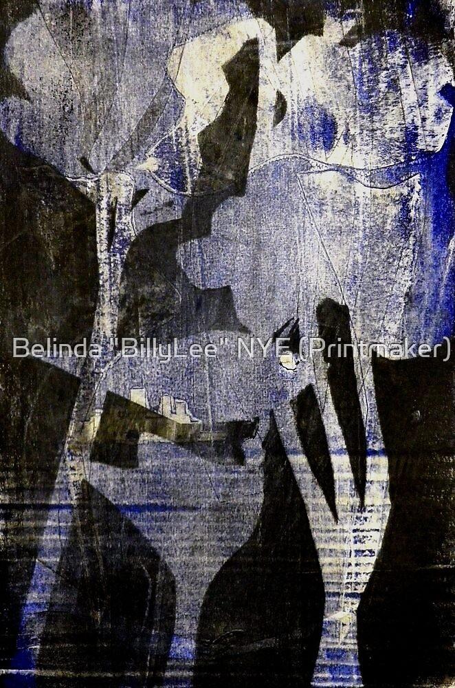 """Peninsula 3 by Belinda """"BillyLee"""" NYE (Printmaker)"""