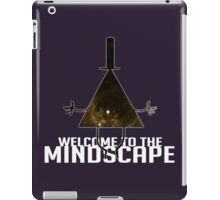 Welcome to The Mindscape -Golden iPad Case/Skin