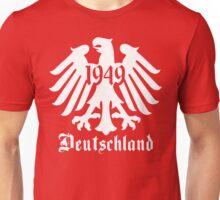 Germany 1949 Bundesrepublik Eagle Emblem T-Shirt Unisex T-Shirt