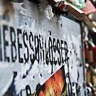 Love locks (Liebesschlösser) by heinrich