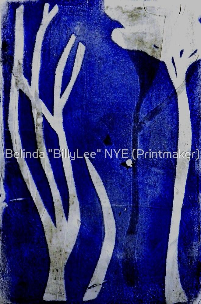 """Peninsula 7 by Belinda """"BillyLee"""" NYE (Printmaker)"""
