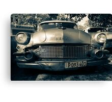 Buick Chrome  Canvas Print