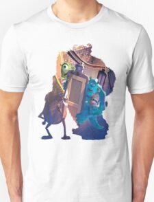 Monsters Inc ~ Doors! T-Shirt