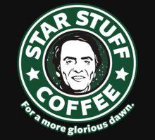 Star Stuff Coffee Kids Clothes