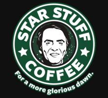 Star Stuff Coffee Baby Tee