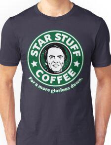 Star Stuff Coffee Unisex T-Shirt