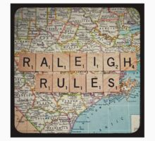 Raleigh Rules Kids Tee