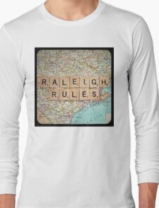 Raleigh Rules Long Sleeve T-Shirt