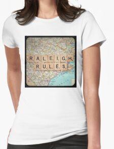 Raleigh Rules Womens T-Shirt