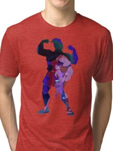 Hercules ~ People Do Crazy Things When They're In Love Tri-blend T-Shirt