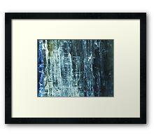 Ghost City (Kyanite) Framed Print